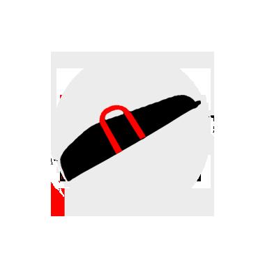 Чехлы и сумки для оружия