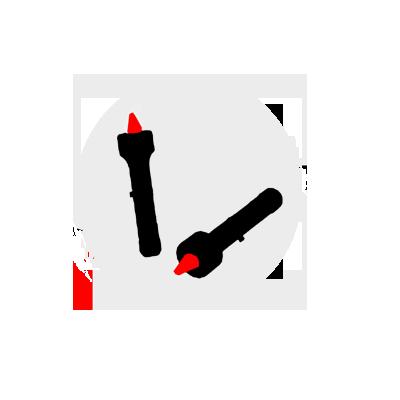 Лазерные патроны для пристрелки
