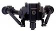 Сошки TipTop S9 Tactical EZ Pivot (7-10.5'', на Picatinny) 2