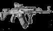 Рукоятка FAB Defense T-FS поворотная