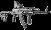 Приклад FAB Defense M4-AKMS для АКМС 0