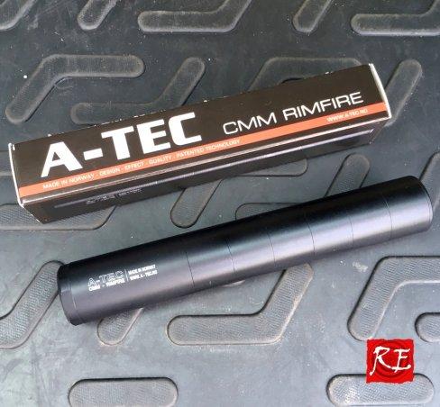 Глушитель A-TEC CMM-6 (калибр .22LR)