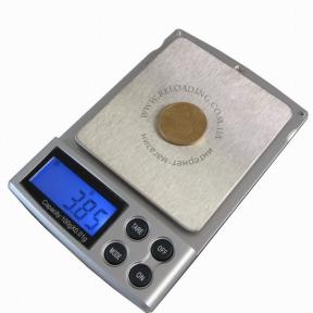 Весы электронные для пороха и дроби (до 100 грамм)