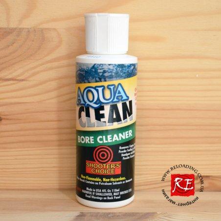Растворитель Shooters Choice Aqua Clean Bore Cleaner (118 мл)