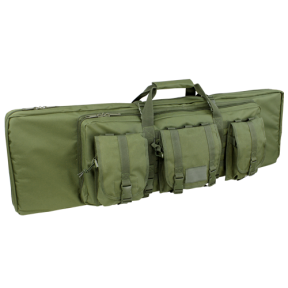 Чехол Condor Outdoor Double rifle case (116 см, оливковый)