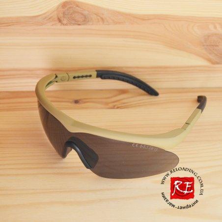 Очки Swiss Eye Raptor (3 комплекта сменных линз)