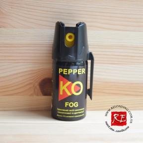 Газовый баллончик Klever Pepper KO Fog