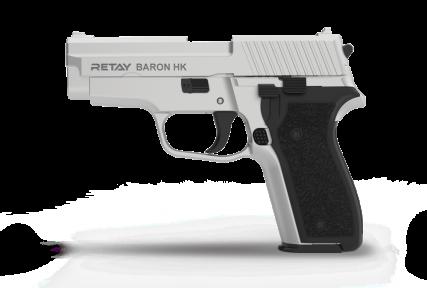 Пистолет стартовый Retay Baron HK, калибр 9мм