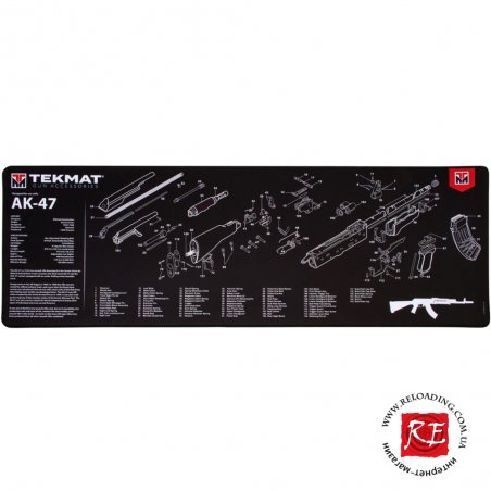 Коврик TekMat для чистки AK47 Premium Bench Mat