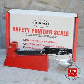 Механические весы LEE Safety Powder Scale