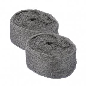 Стальная вата Steel Wool для шлифования гильз