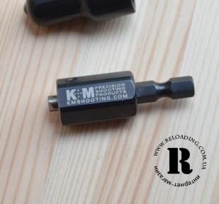 Фреза для капсульного гнезда K&M Precision Primer Correction Tool