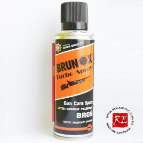Brunox Turbo Spray для чистки оружия (200 мл)