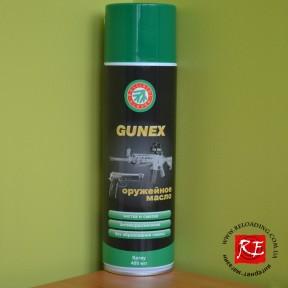 Масло Gunex оружейное (400 мл)