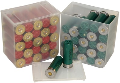 Коробки для патронов 12 калибра MTM Shell Stack (4 шт)