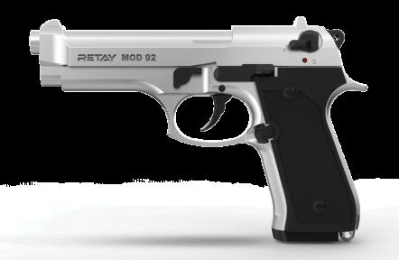 Пистолет стартовый Retay Mod.92 калибр 9мм