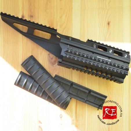 Квадрейл FAB Defense VFR-AK для АК