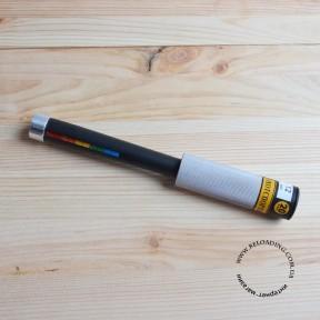 Навойник алюминиевый с цветной линейкой (12-й калибр)