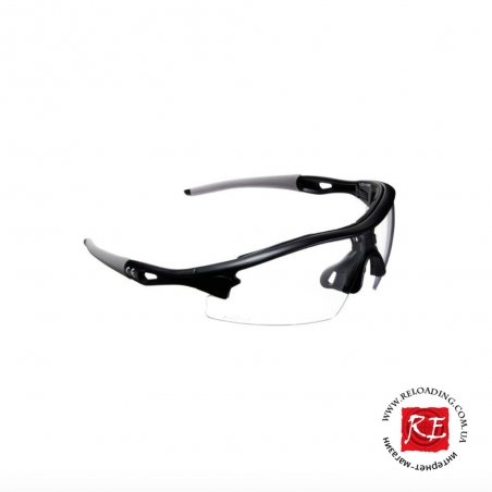 Очки Allen Aspect для спортивной стрельбы (прозрачные)