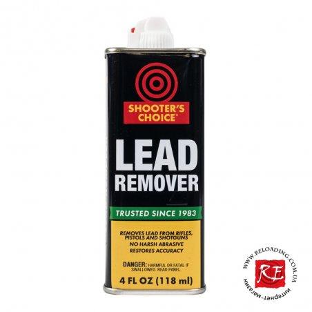 Средство для удаления свинца Shooters Choice Lead Remover (118 мл)