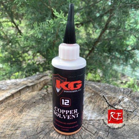Сольвент KG12 Bore Cleaner (растворитель меди)