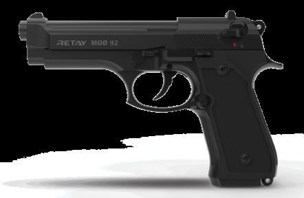 Пистолет стартовый Retay Mod.92 (калибр 9 мм)