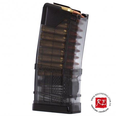 Магазин AR-15 Lancer L5AWM калибр .300 Whisper/Blackout (на 20 патронов)