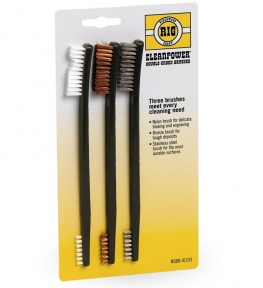 Набор щеток RIG Cleanpower Double-Ended Brushes