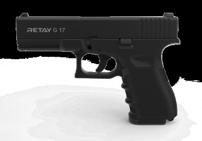 Пистолет стартовый Retay G 17, калибр 9мм