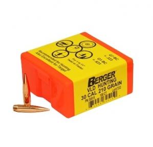 Пуля Berger Hunting Match Grade VLD (.30 калибр, 100 штук)