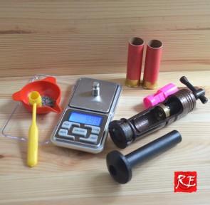 Весы электронные для пороха и дроби (до 200 грамм)