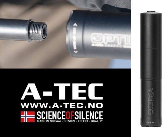 Глушитель A-TEC Optima-45 (быстросъемный, без адаптера)
