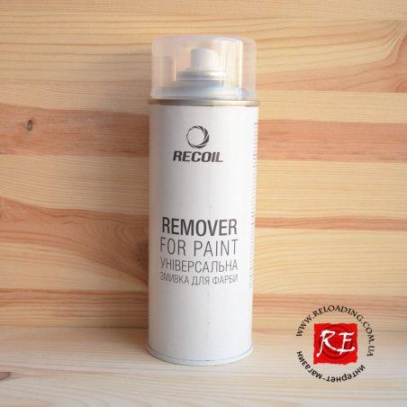 Recoil смывка для краски универсальная