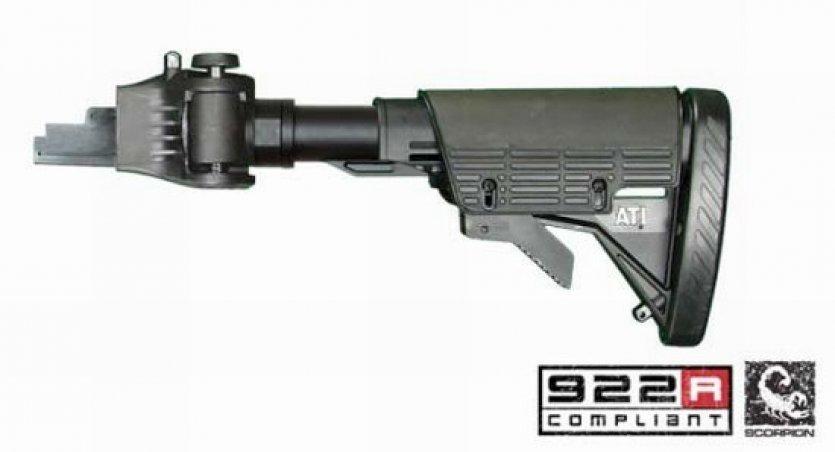 Приклад складной ATI Strikeforce для АКМ / АК-74