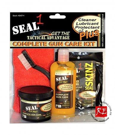 Набор для чистки SEAL1 Tactical Gun Care Kit