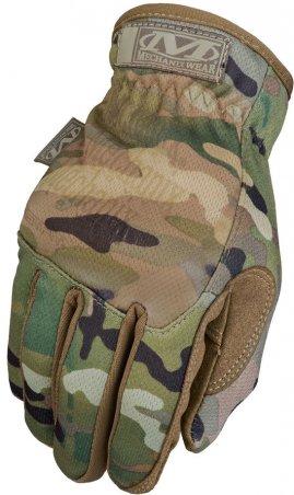 Перчатки Mechanix FastFit Glove Multicam
