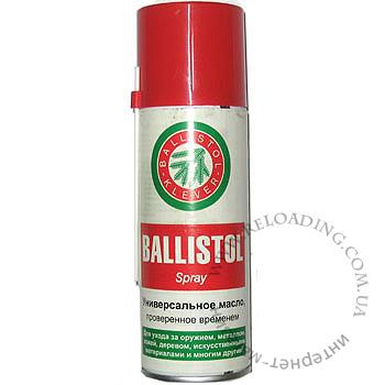 Универсальное масло BALLISTOL (100 мл)