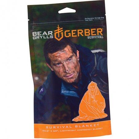 Спасательное покрывало Bear Grylls Survival Blanket