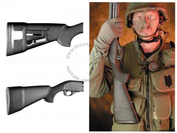 Приклад BlackHawk! CompStock на Remington 870