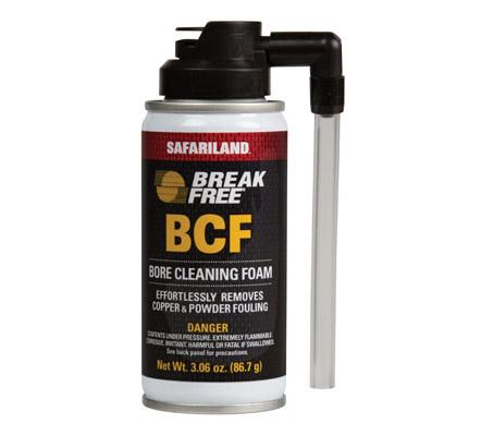 Пена Break Free BCF для чистки ствола
