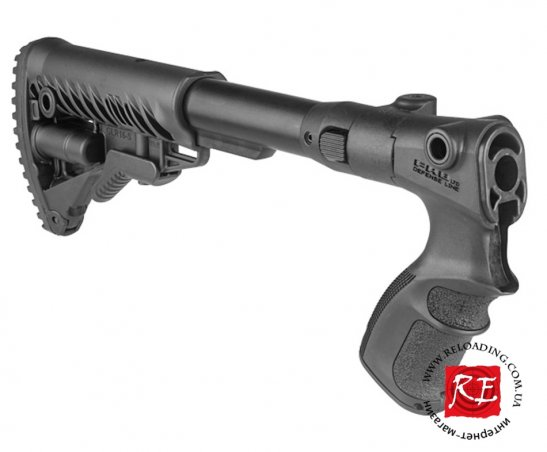 Складной приклад FAB Defense M4 для Remington 870