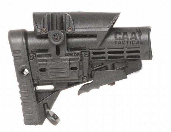 Приклад CAA Tactical с регулируемой щекой