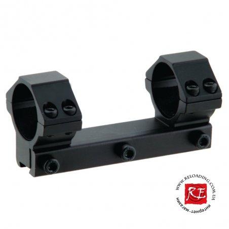 Крепление для оптики Leapers RGPM2PA-25H4 (моноблок)