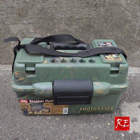 Ящик MTM с плечевым ремнем для патронов 12 калибра