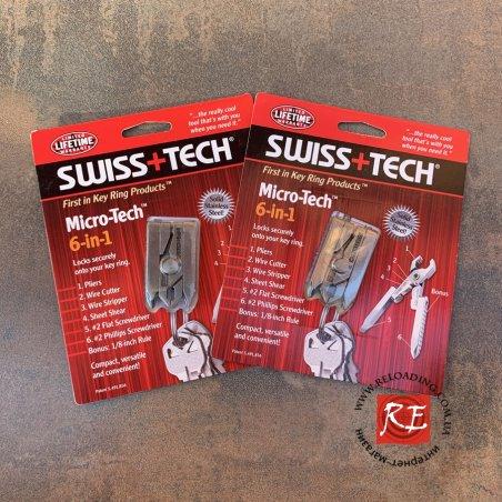 Брелок мультитул Swiss+Tech Micro-Tech 6-in-1