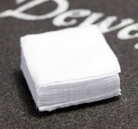 Патчи Dewey BPS-241 для чистки (500 штук, калибр .24 - .30)