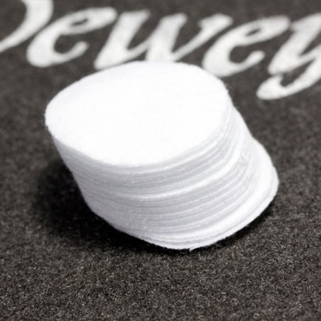 Патчи круглые Dewey BP-271 (500 штук, калибр .30 - .35)