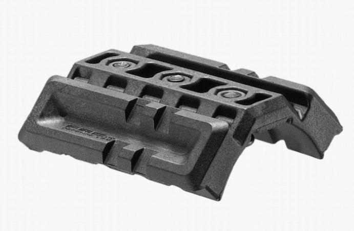 Наклонные планки Пикатинни FAB Defense для стандартного цевья AR-15