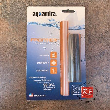 Фильтр для воды Aquamira Frontier Emergency Filter