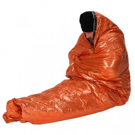 Спасательное покрывало NDuR Emergency Survival Blanket